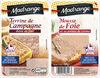 Terrine de Campagne et Mousse de Foie - Produit