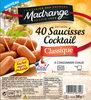 Saucisse cocktail - Produit