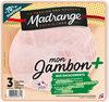 Mon Jambon + sans couenne - Product