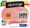 Mon Jambon Blanc Conservation sans nitrite 4tr - Product