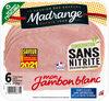 Mon Jambon Blanc Conservation sans nitrite 6tr - Product