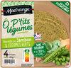 Recette au Jambon et légumes verts Ô P'tits Légumes - Produit