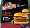 Burgers au bacon - Product