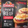 4 Patat'O Boeuf recette Bolognaise - Product