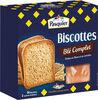 Biscottes Blé Complet 36tranches 300g - Produit