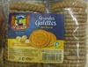 Grandes galettes (36) pur beurre aux oeufs frais - Product