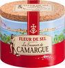 FLEUR DE SEL 125GR LE SAUNIER DE CAMARGUE - Producto