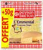Paysan Breton - L'Emmental Français Râpé - 150 gr + 50gr OFFERT - Product