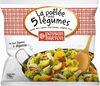 La poêlée aux 5 légumes - Produit