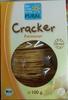 Cracker parmesan - Prodotto