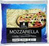Mozzarella - cossettes pour pizza - Product