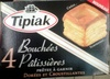 4 Bouchées Pâtissières - Produit