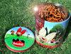 Boîte collector avec tubo sticks/bretzels - printemps - Produit