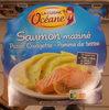 Saumon Mariné & Purée de Courgette et Pomme de terre - Produit