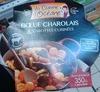 Bœuf charolais & carottes cuisinées - Product