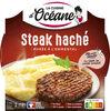 Steak haché - purée à l'Emmental - Produit