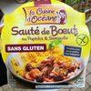 Sauté de Boeuf au Paprika & Semoule - Produit