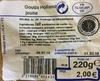 Gouda Holland jeune - Fromage au lait pasteurisé - Produit