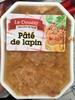 Pâté de Lapin - Produit