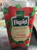 Sirop fraise/fraise des bois - Product