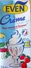 Crème liquide UHT, pour cuisiner et foisonner - Product