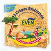 EVEN - 12 Crêpes Bretonnes - Produit