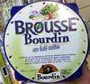 Brousse Bourdin au lait entier - Produit