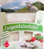 Ziegenkäsetaler mit feinen Kräutern - Produit