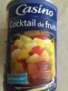 Cocktail de Fruits au sirop léger - Produit