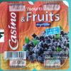 Yaourt & Fruits - Myrtilles - Product