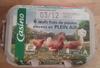 6 oeufs frais de poules élevées en plein air - Product