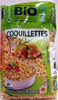 Coquillettes QS bio - Product