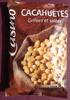 Cacahuètes grillées et salées 250g Casino - Prodotto