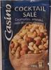 Cocktail salé Cacahuètes, noix de cajou, amandes, noisettes - Prodotto