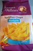 Tortilla chips nature recette Mexicaine - Product