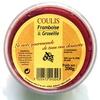 Coulis framboise groseille - Produit