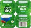 Fromage frais BIO 3.2% de mat.gr.sur produit fini - Prodotto