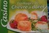 Fromages de chèvre à dorer - Produit