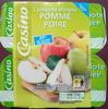 Compote Allégée Pommes Poires - Produit