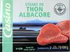 Steaks de Thon Albacore - Prodotto