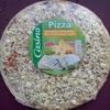 Pizza emmental, mozzarella, bleu d'Auvergne, cantal - Produit