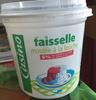Faisselle moulée à la main 6% de matières grasses sur produit fini - Prodotto