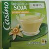 Spécialité au soja saveur vanille source de calcium - Produit