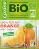 100 % Pur Jus Orange  pressée avec pulpe - Product