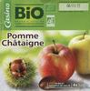 Compote Pomme Châtaignes - Product