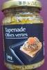 La Tapenade d'olives vertes - Product