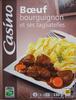 Bœuf Bourguignon et ses Tagliatelles - Product