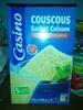 Couscous sachet cuisson grain moyen - Product