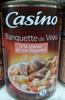 Blanquette de Veau à la crème fraiche et aux légumes - Product