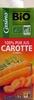 100 % Pur Jus Carotte Citron - Produit